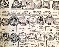 Historie kosmetologie