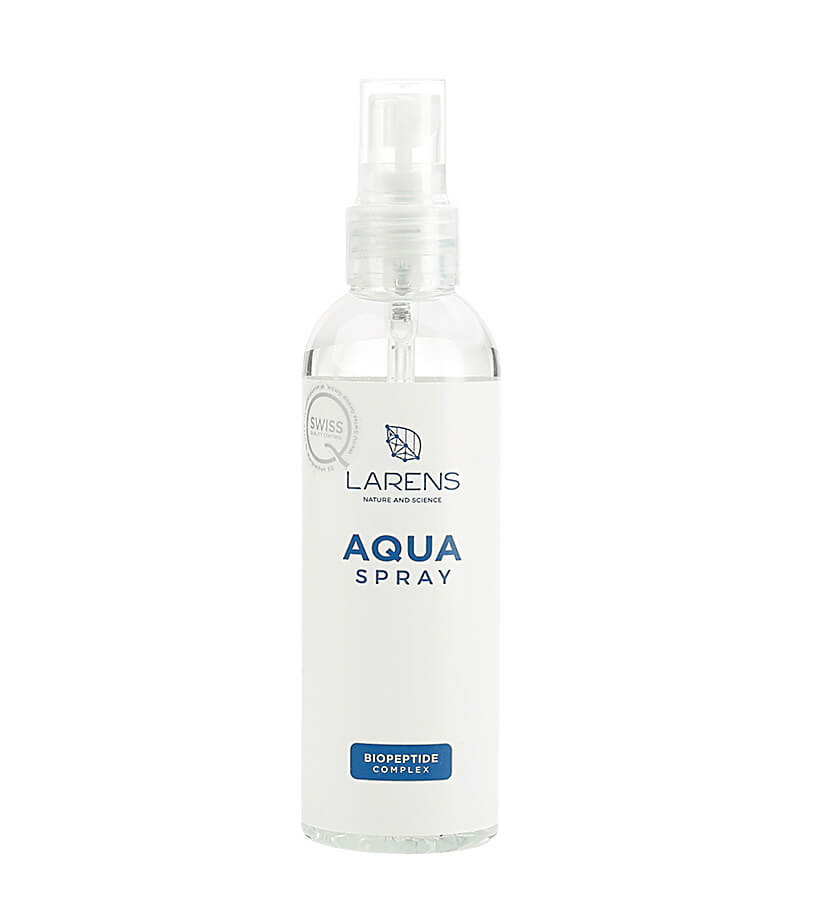 LARENS BIOPEPTIDE Aqua Spray 100ml s kolagenem