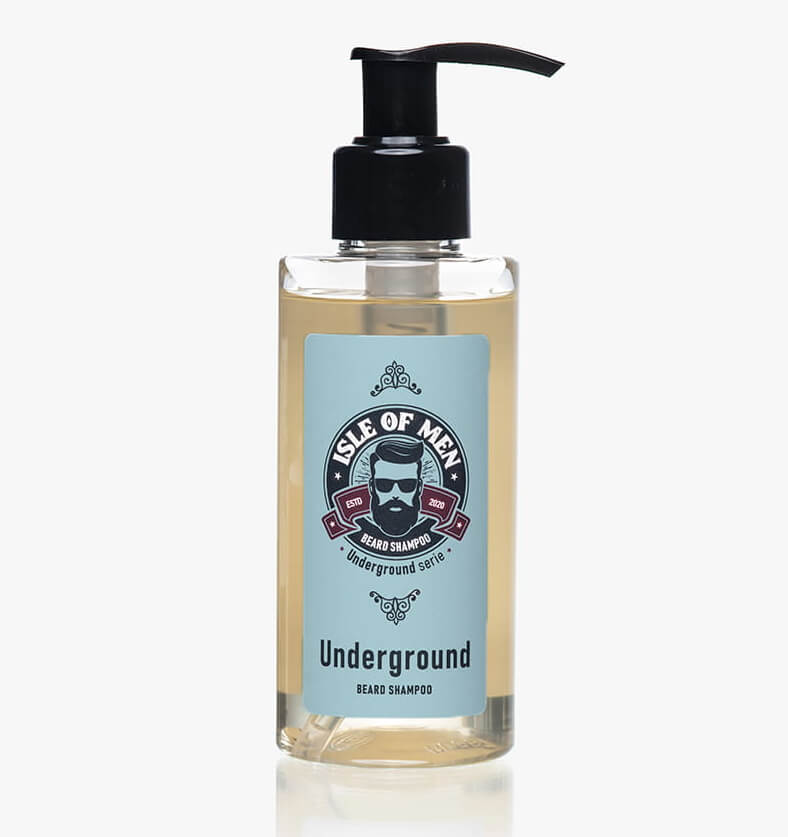 Šampon na vousy ISLE OF MEN 150 ml UNDERGROUND