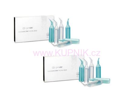 NuSkin Galvanic Spa System Facial Gels with ageLOC 16 x 4 ml