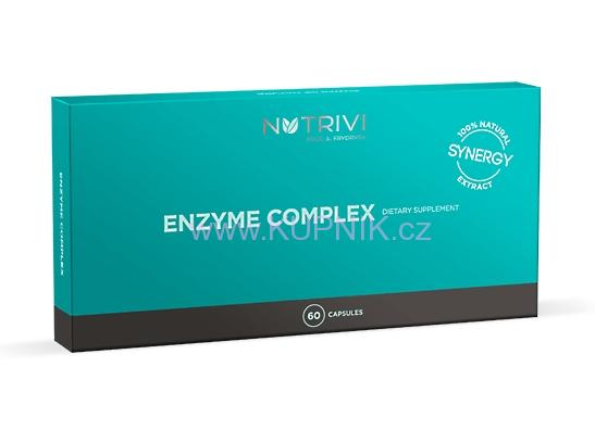 Nutrivi Enzyme Complex 60 cps.