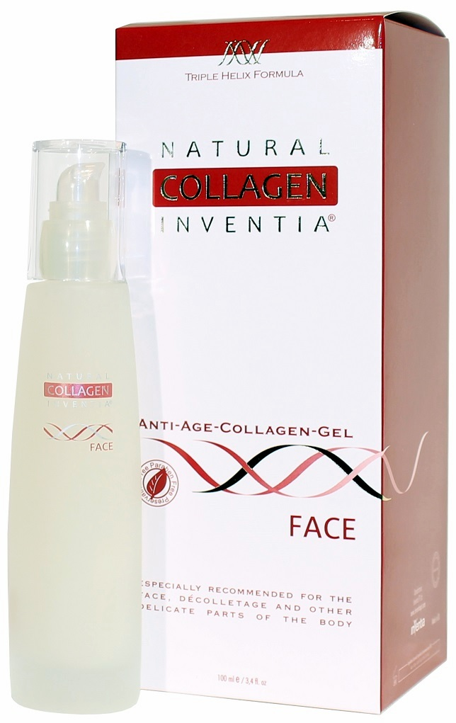 Natural Collagen Inventia Face gel 100 ml