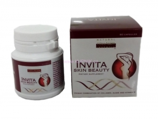 Invita Skin Beauty 60 ks / 120 ks (nutrikosmetikum)