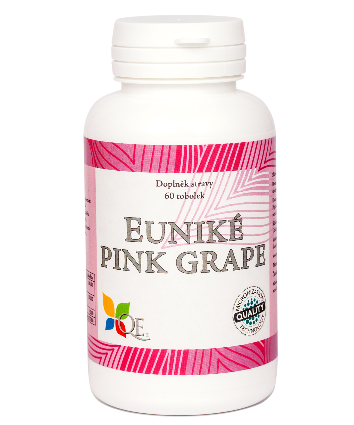 Pink Grape extrakt z grepu a bylin 60 tbl.
